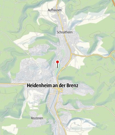 Karte / Der Brenzpark