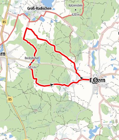 Map / Bocksbühelweg