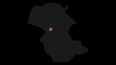 Karte / Von Lofer auf die Kechtalm