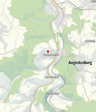 Karte / Ferienwohnungen Kerstin Schmidt