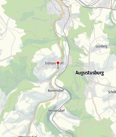 Karte / Landgasthof Erbgericht