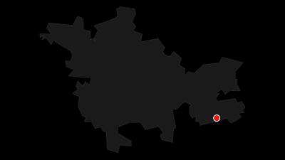 Karte / Saale - Wasserwandern von Harra bis Saalburg/ Kloster - Etappe 2