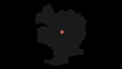 Karte / Jena entdecken - Stadtrundgang