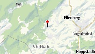 Karte / Wasserspielplatz in Abentheuer