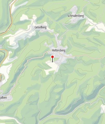 Karte / Hütte Pfälzerwald-Verein (Heimatsverein) Heltersberg (Zimmerkopfhütte)