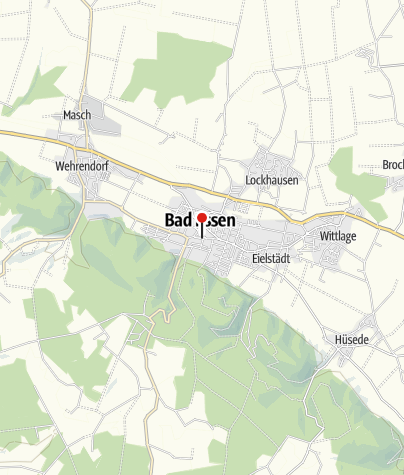 Karte / Höger´s Hotel & Restaurant GmbH