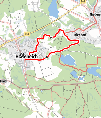 Mapa / Fischersteig