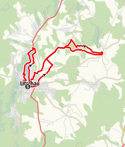 Map / Zum Hut- und Teufelstein