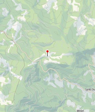 Karte / Freiländer-Alm-Hütte