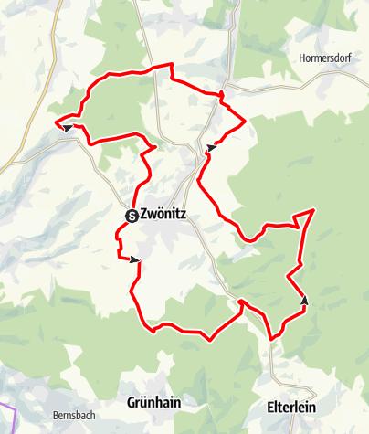 Karte / Klaus-Neukirchner-Runde