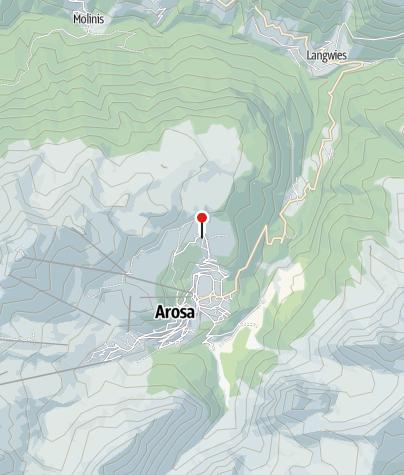 Map / Restaurant Isblaatere