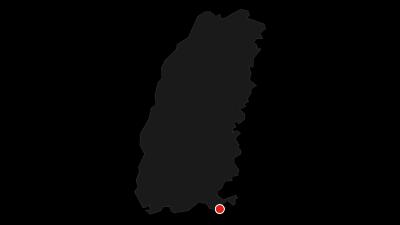 """Karte / Von Hohentengen zum Rheinkraftwerk Rheinsfelden (Aktuell w. Forst- u. Wegschaden ab Standort """"Nächstenberg"""" gesperrt)"""