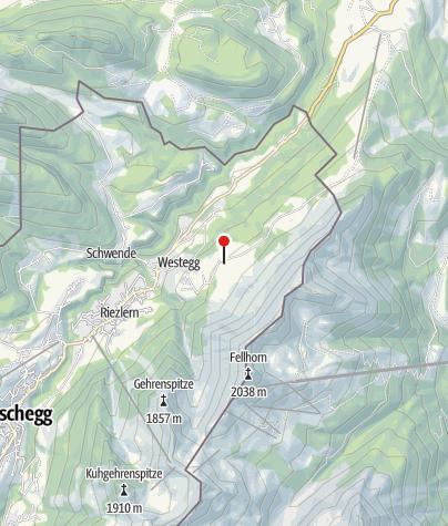 Karte / Mittelalp (GenussHütte)