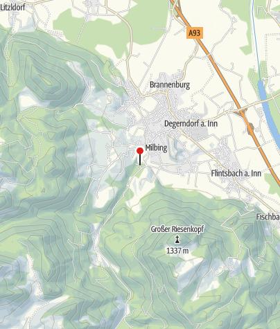 Karte / Talbahnhofstüberl der Wendelsteinbahn