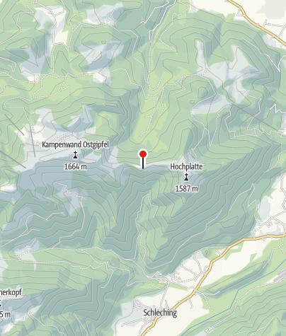 Karte / Piesenhausener Hochalm