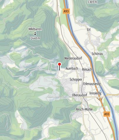 Karte / Gasthof zum Bauern in Agg