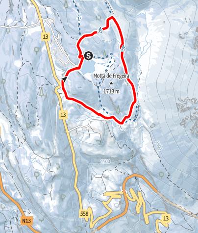 Cartina / Forcola - itinerario (#3)