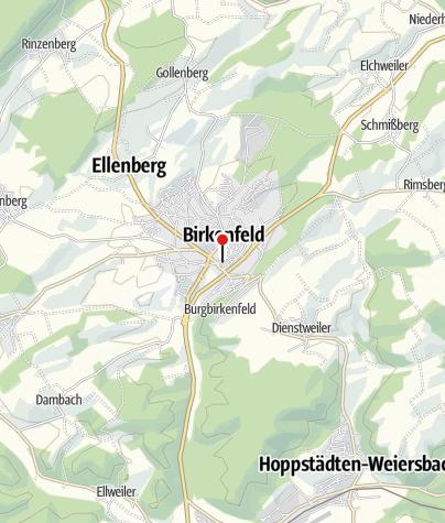 Karte / Café Artechino, 55765 Birkenfeld