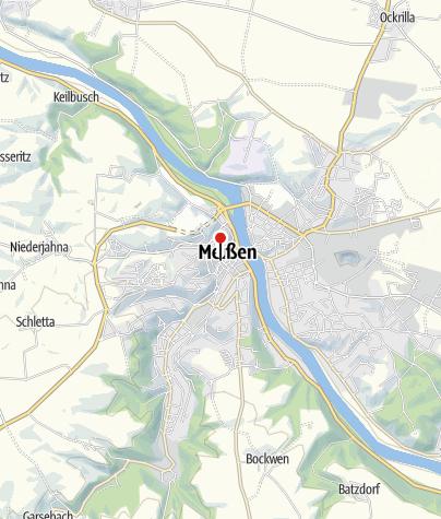 Karte / Ratskeller Meißen