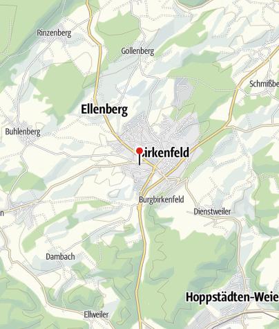 Karte / Bäckerhaus Ecker, 55765 Birkenfeld