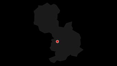 Karte / Hünenweg im Osnabrücker Land