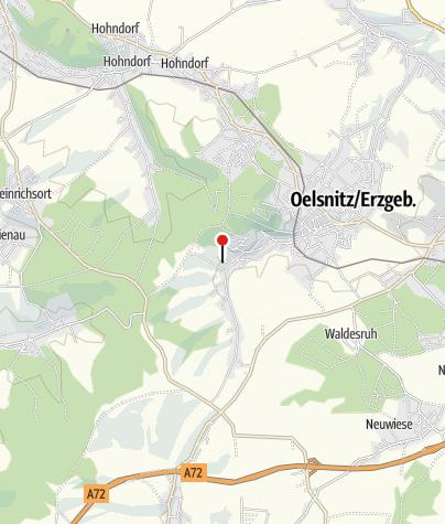 Karte / Ferienwohnung Am Vaterlandsgrubenweg