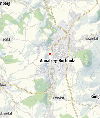 Karte / Ferienhaus Oertel