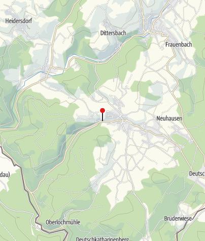 Karte / Hotel Seiffener Hof