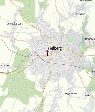 Karte / Auberge Mistral