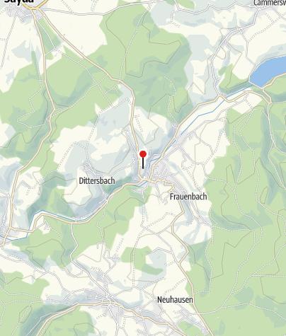 Karte / Schlosshotel Purschenstein