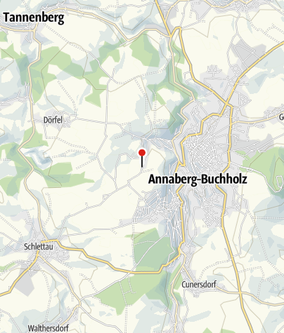 Karte / Pension Pöhlbergblick