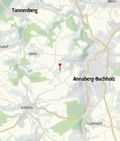 """Karte / Ferienhaus """"Hutheisl"""""""