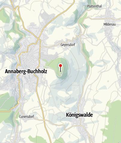Map / Berghotel Pöhlberg