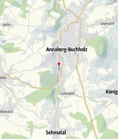 Karte / Ferienwohnung Wernerhäusel