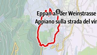 Karte / Über die Gleifkirche zu den Eislöchern