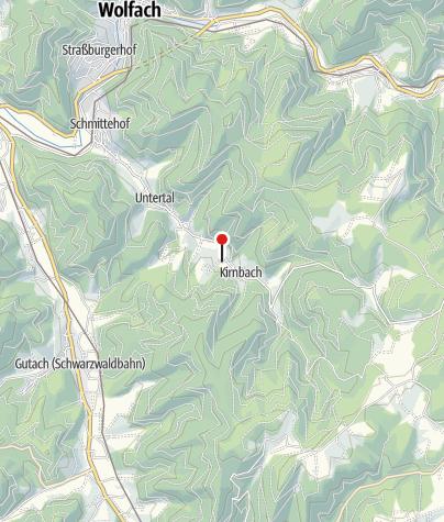 Map / Kirnbacher Bollenhut Talwegle - Skulptur