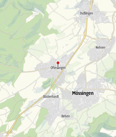 Karte / Figur Heinrichs von Ofterdingen