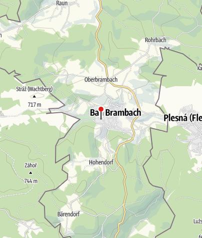 Karte / Landhotel Jungbrunnen