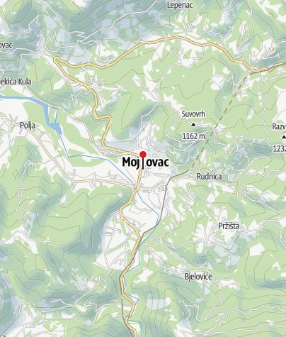 Map / Bar Urosev