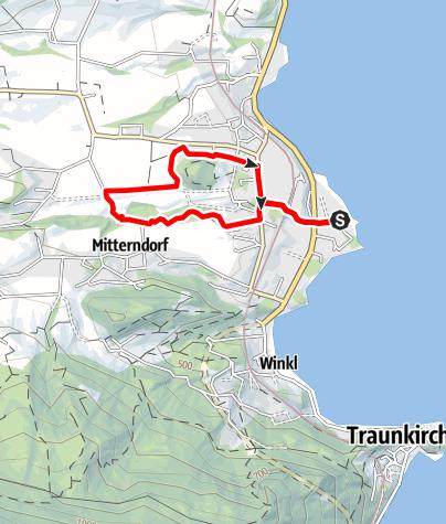 Karte / Wolfgang Kölblinger Runde