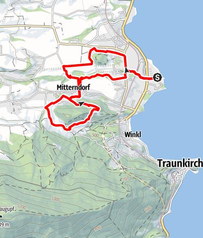 Karte / Riedenhof Runde
