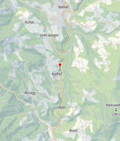 Karte / Sommerrodelbahn - GenussCard Partner
