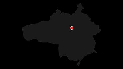 Karte /  Winterwanderung von Anger nach Höglwörth