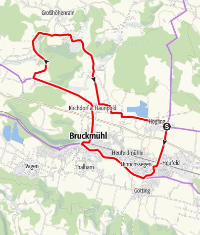 Karte / Kirchenrunde (Ai2)