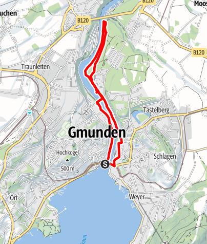 Karte / Energie AG Runde