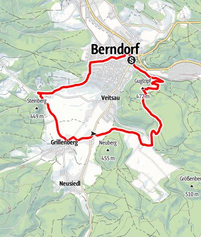 Karte / Aigner-Hauke Runde