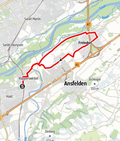 Karte / Lietz Runde