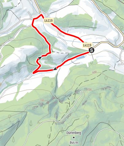 Karte / Hubertus Runde