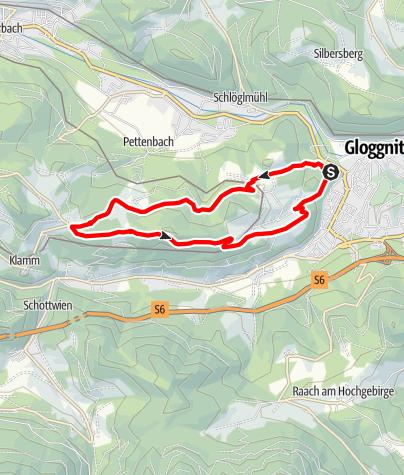 Karte / Intersport Eybl Runde
