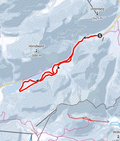 Map / 3-SEEN Loipe